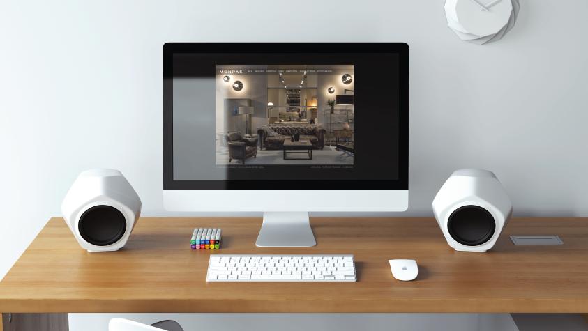 Diseño web Monpas